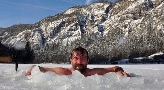 The Wim Hof Method in Detail (& its Benefits to you)
