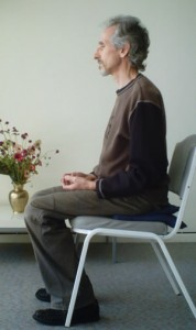 Bruno Groening Healing: tune in to the heilstrom - body posture